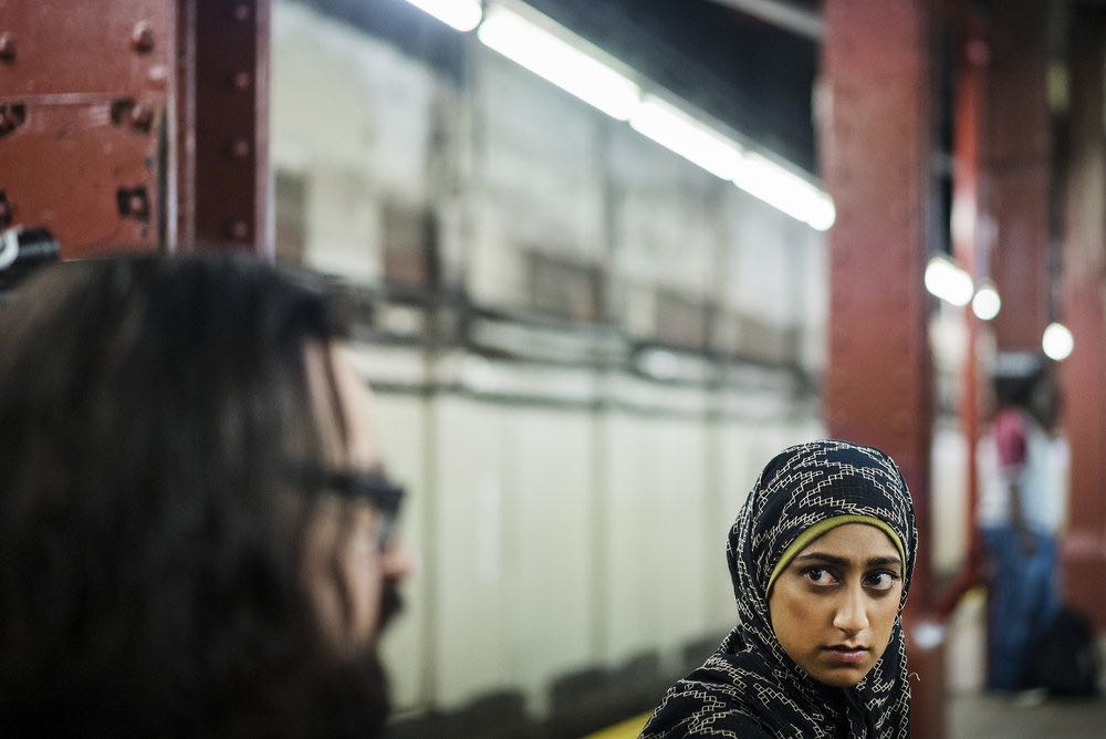 """MR. ROBOT -- """"eps2.6_succ3ss0r.p12"""" Episode 208 -- Pictured: Sunita Mani as Trenton -- (Photo by: Michael Parmelee/USA Network)"""