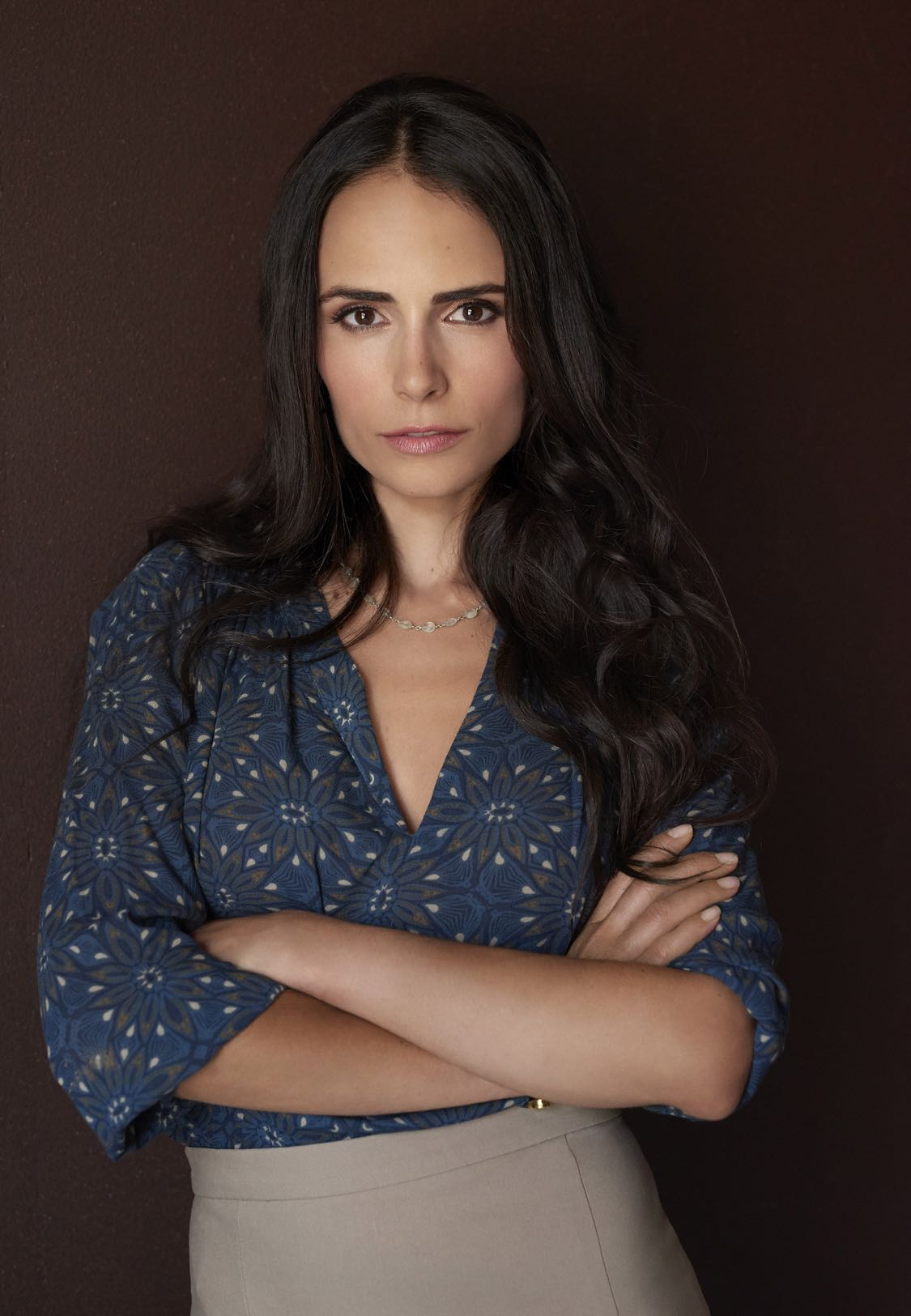 LETHAL WEAPON: Jordana Brewster on LETHAL WEAPON premiering Wednesday, Sept. 21 (8:00-9:00 PM ET/PT) on FOX. ©2016 Fox Broadcasting Co. CR: Brian Bowen Smith/FOX