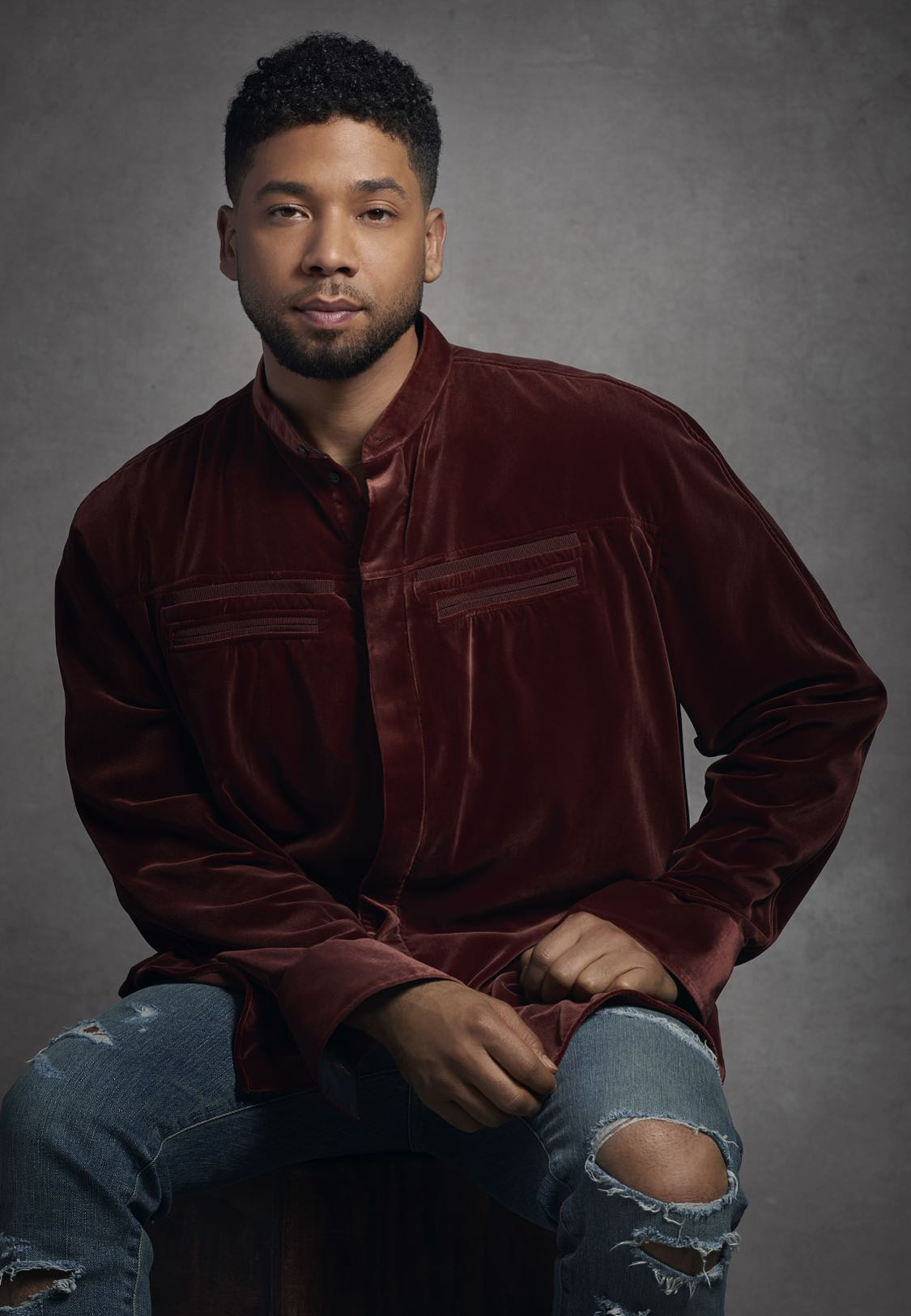 EMPIRE: Jussie Smollett on EMPIRE premiering Wednesday, Sept. 21 (9:00-10:00 PM ET/PT) on FOX. ©2016 Fox Broadcasting Co. CR: Amanda Demme/FOX