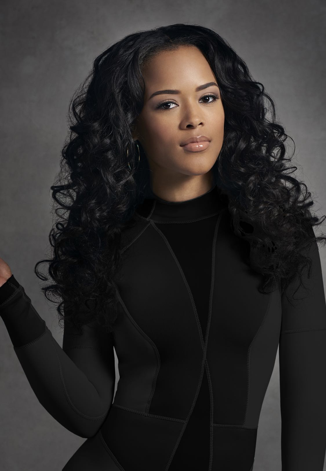 EMPIRE: Serayah McNeil on EMPIRE premiering Wednesday, Sept. 21 (9:00-10:00 PM ET/PT) on FOX. ©2016 Fox Broadcasting Co. CR: Amanda Demme/FOX