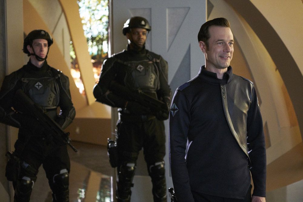 KILLJOYS Season 2 Episode 8 Photos Full Metal Monk 2