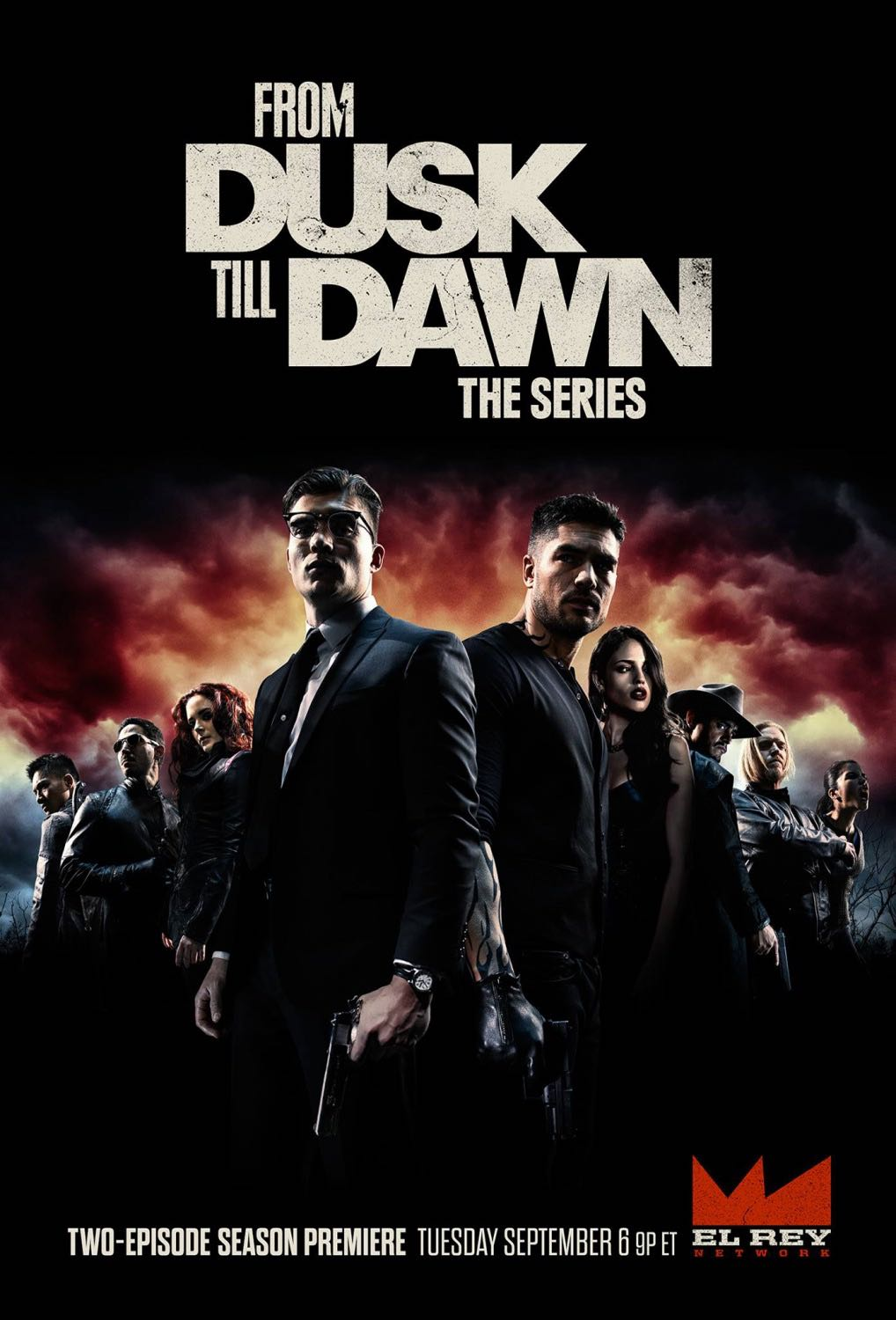 FROM DUSK TILL DAWN Season 3 Poster