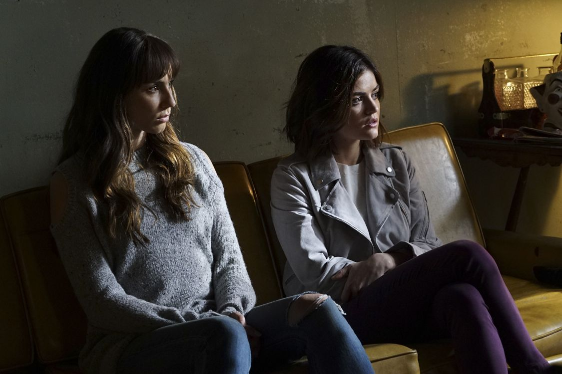 PRETTY LITTLE LIARS Season 7 Episode 8 Photos Exes and OMGs 07