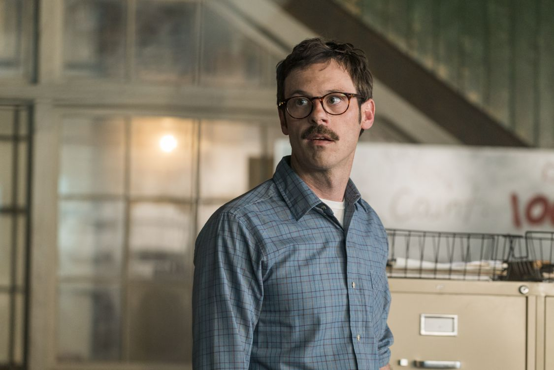 Scoot McNairy as Gordon Clark - Halt and Catch Fire _ Season 3, Episode 1  - Photo Credit: Tina Rowden/AMC
