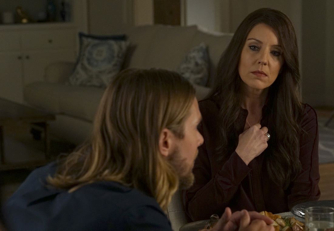 "PRETTY LITTLE LIARS - ""Original G'A'ngsters"" - Coming back into the picture, Jason visits Rosewood to caution Ali about being too trusting of Mary in ""Original G'A'ngsters,"" an all-new episode of Freeform's hit original series ""Pretty Little Liars,"" airing TUESDAY, AUGUST 9 (8:00 - 9:00 p.m. EDT). (Freeform/Byron Cohen) ANDREA PARKER"