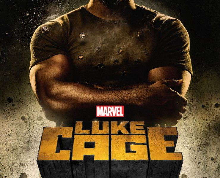 LUKE CAGE Poster Key Art