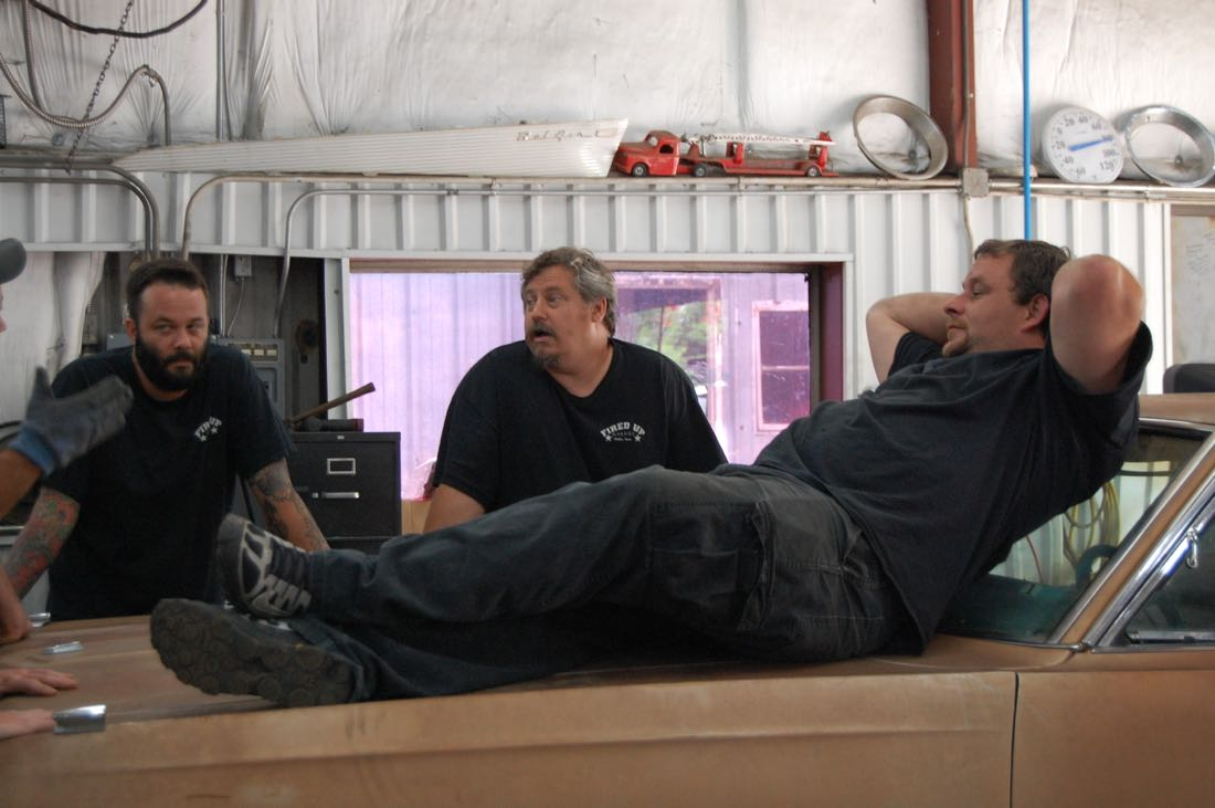 Discovery Channel Misfit Garage