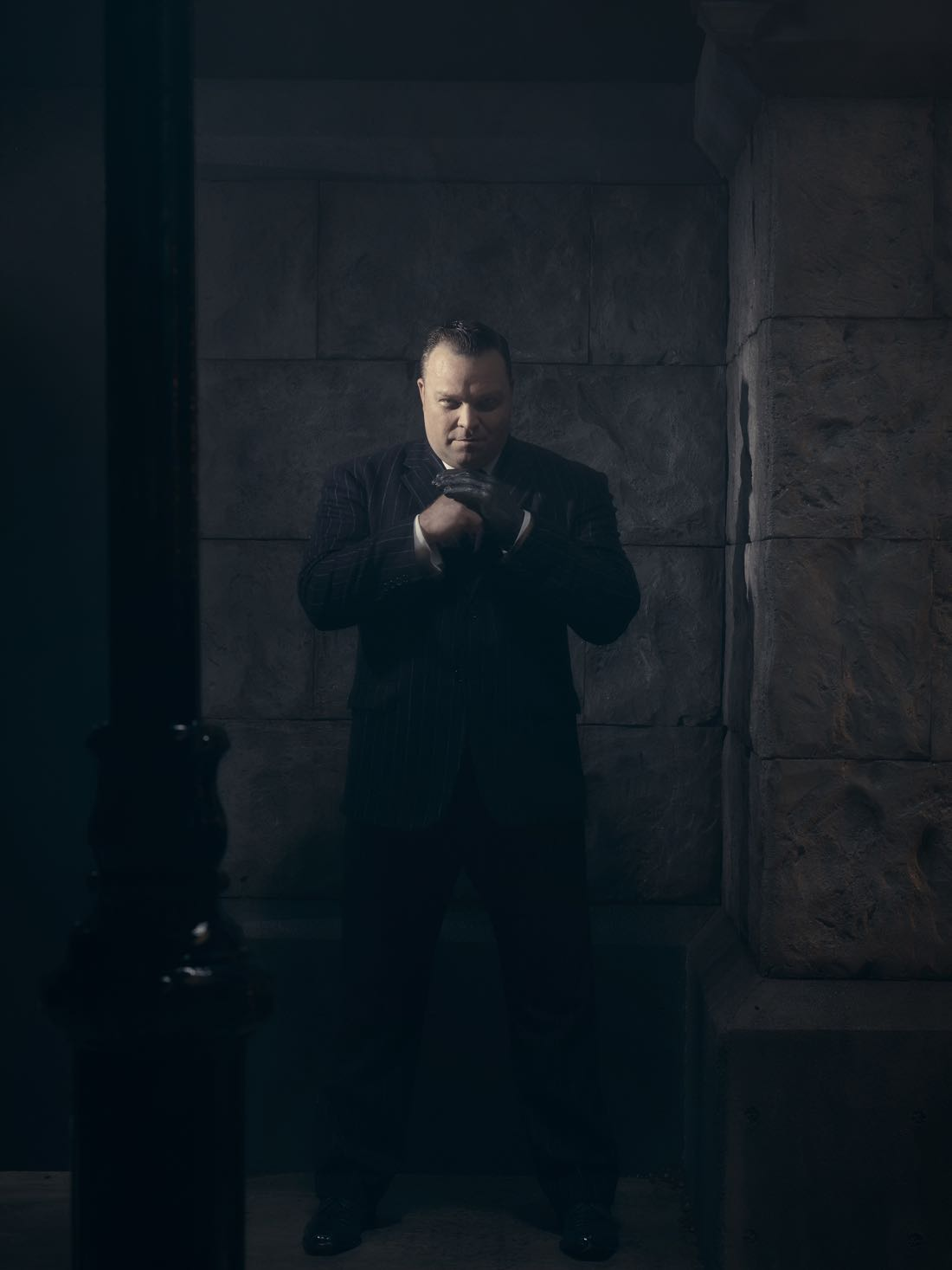 GOTHAM: Drew Powell. Season 3 of GOTHAM premieres Monday, Sept. 19 (8:00-9:00 PM ET/PT) on FOX. ©2016 Fox Broadcasting Co. Cr: Kevin Lynch/FOX