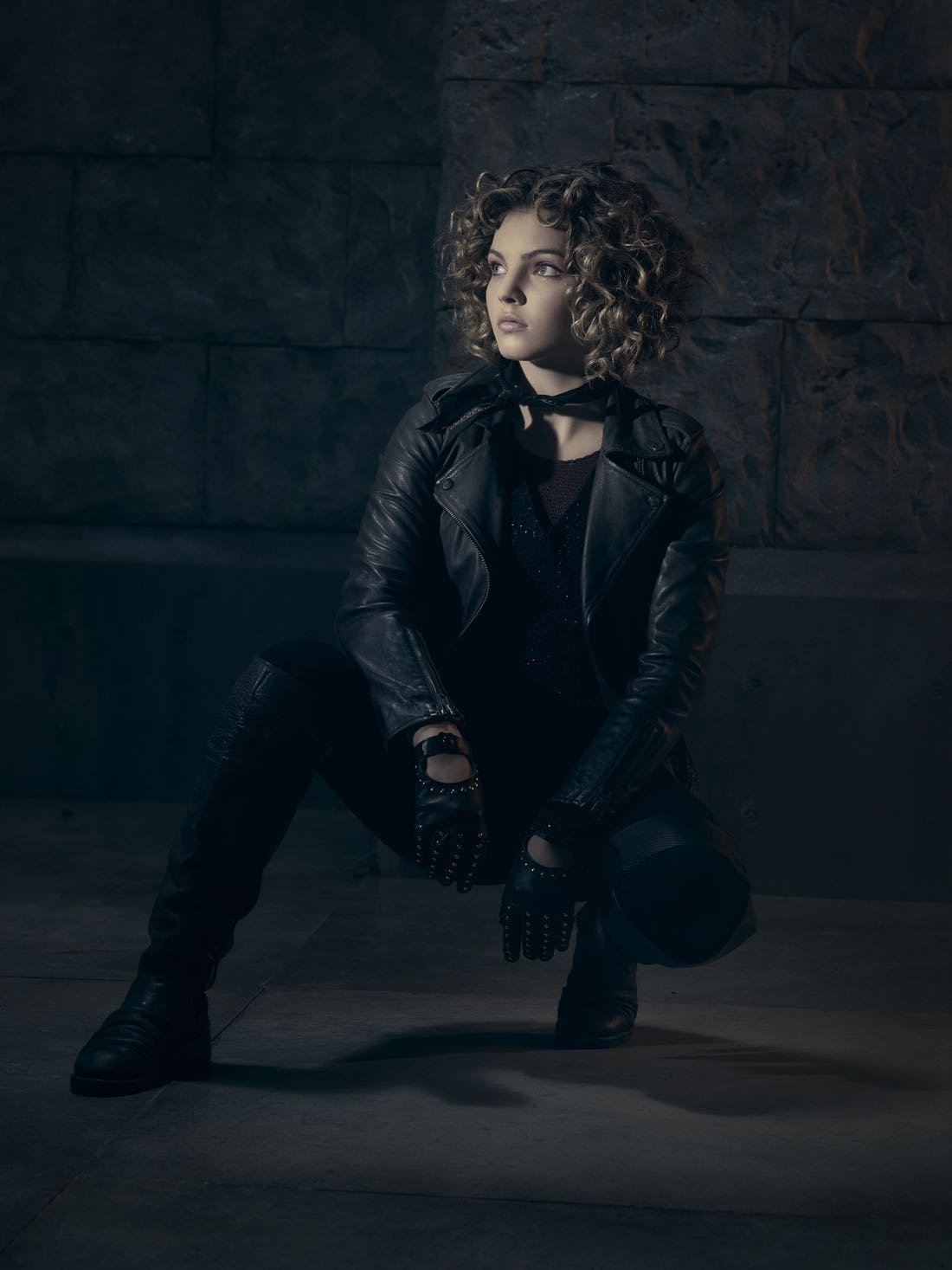 GOTHAM: Camren Bicondova. Season 3 of GOTHAM premieres Monday, Sept. 19 (8:00-9:00 PM ET/PT) on FOX. ©2016 Fox Broadcasting Co. Cr: Kevin Lynch/FOX
