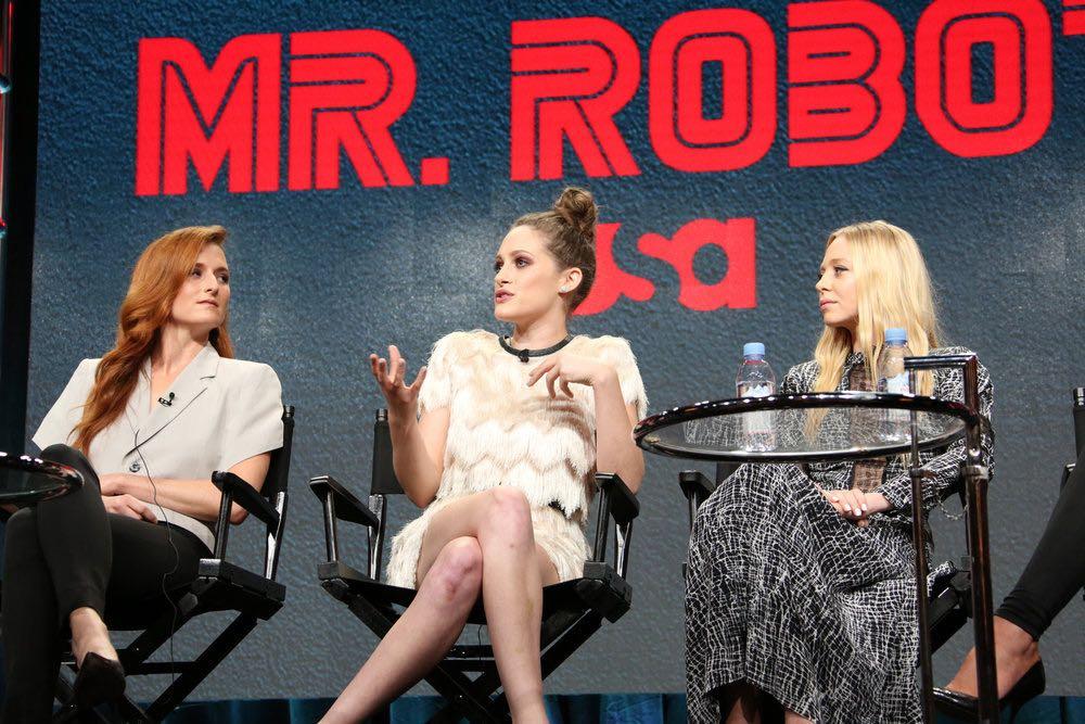 Mr Robot Cast Summer TCA 2016 09