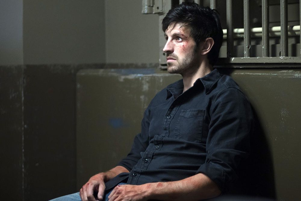 "THE NIGHT SHIFT-- ""Trust Issues"" Episode 311 -- Pictured: Eoin Macken as T.C. Callahan -- (Photo by: Cathy Kanavy/NBC)"