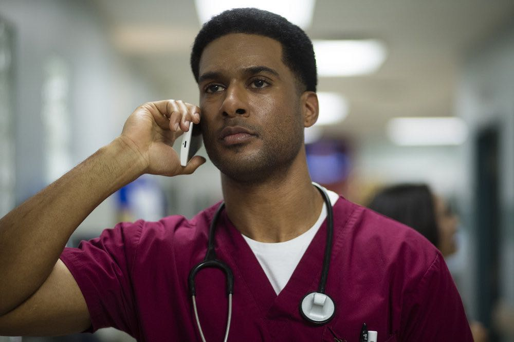 "THE NIGHT SHIFT-- ""Trust Issues"" Episode 311 -- Pictured: J.R. Lemon as Kenny Fournette -- (Photo by: Cathy Kanavy/NBC)"