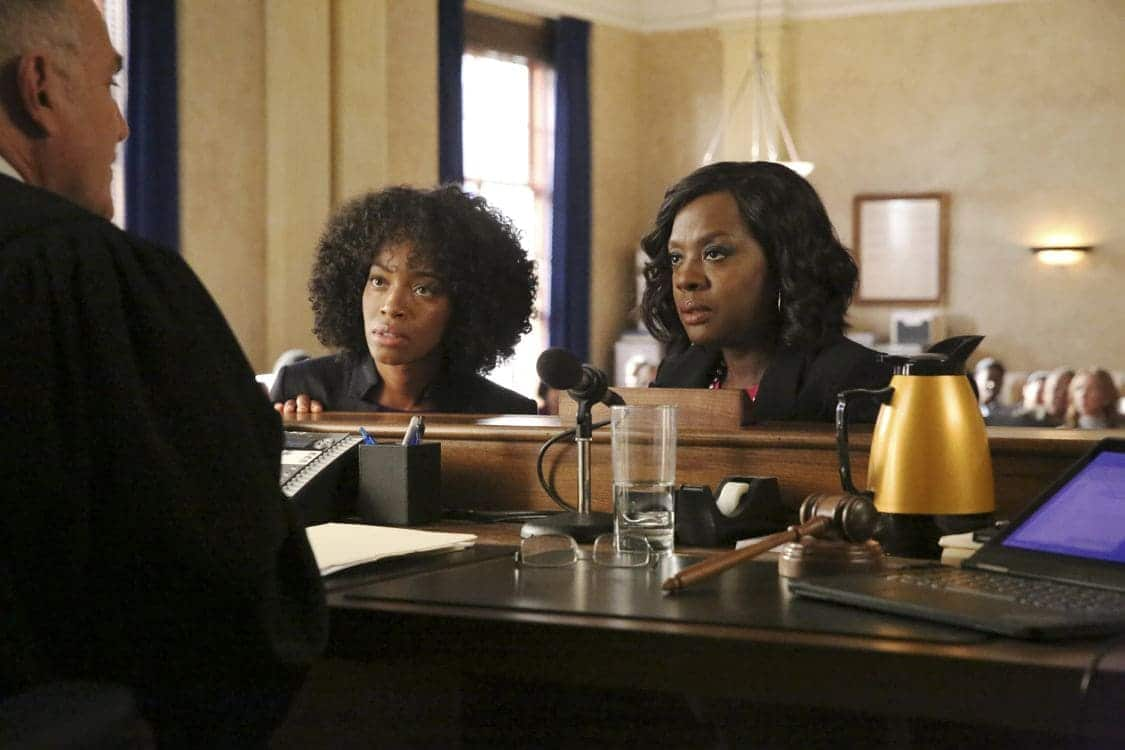 HOW TO GET AWAY WITH MURDER Season 3 Episode 3 Photos Always Bet Black 18