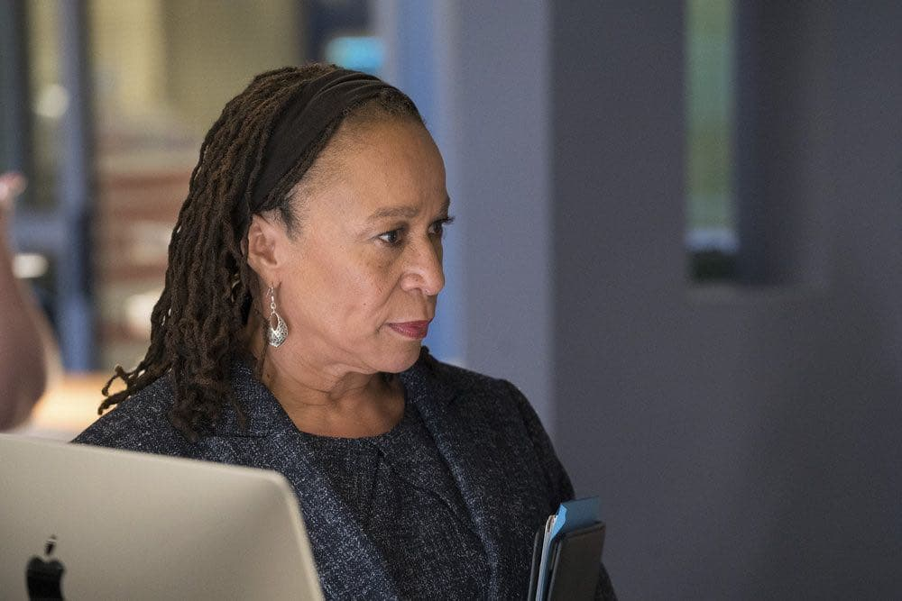 "CHICAGO MED -- ""Brother's Keeper"" Episode 204 -- Pictured: S. Epatha Merkerson as Sharon Goodwin -- (Photo by: Elizabeth Sisson/NBC)"