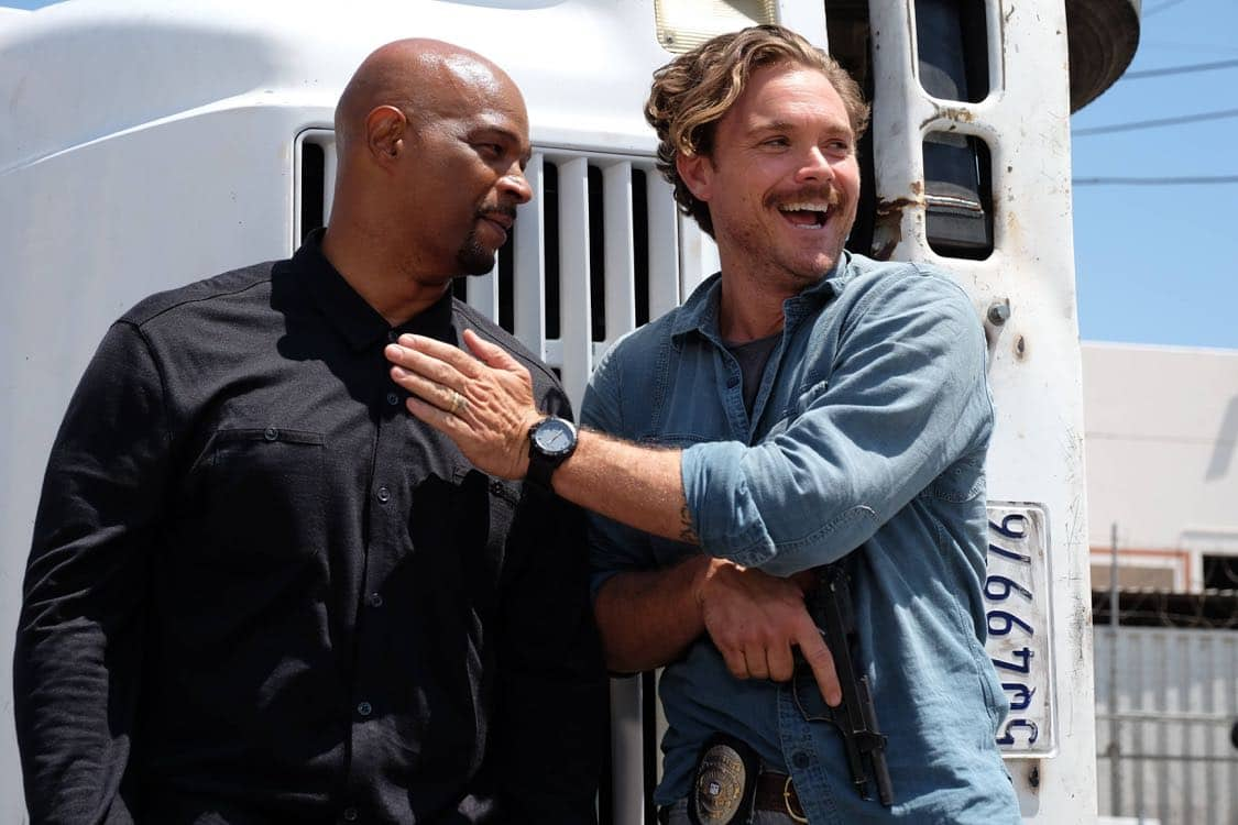 LETHAL WEAPON Season 1 Episode 3 Photos Best Buds 2