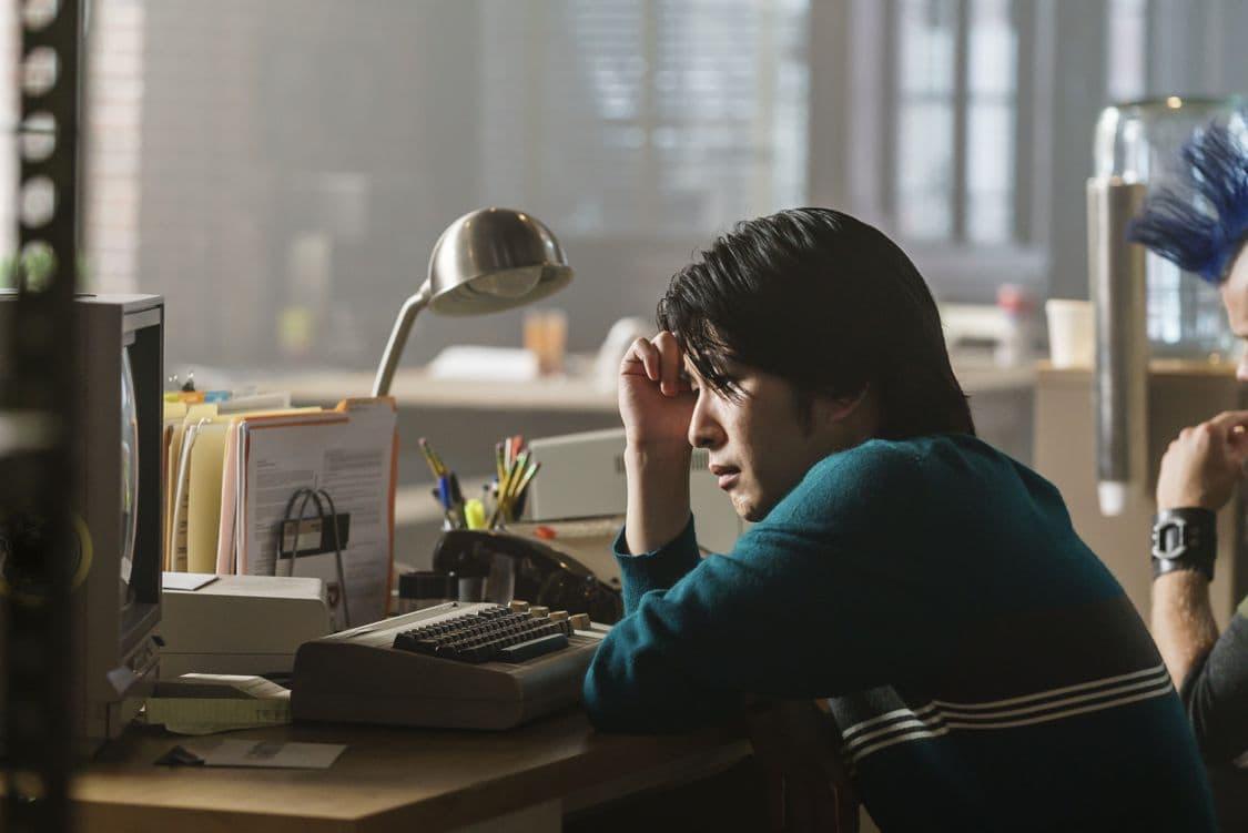 J. Elijah Cho as Wonderboy - Halt and Catch Fire _ Season 3, Episode 8 - Photo Credit: Tina Rowden/AMC