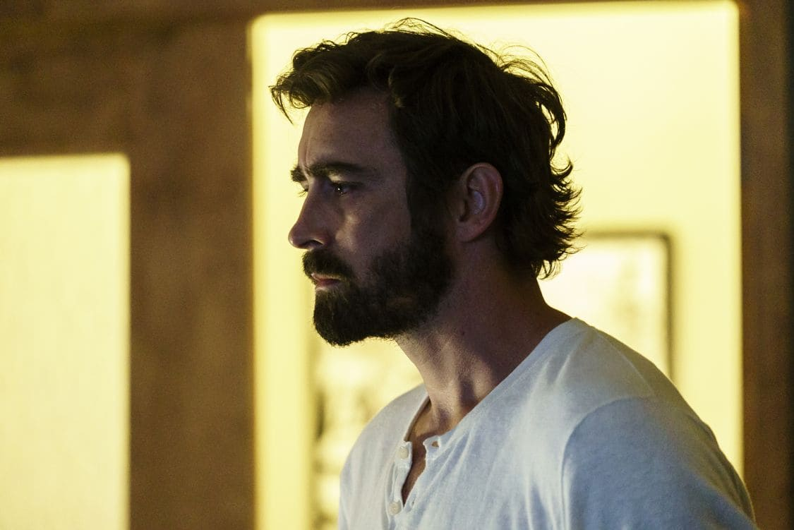 Lee Pace as Joe MacMillan - Halt and Catch Fire _ Season 3, Episode 8  - Photo Credit: Tina Rowden/AMC