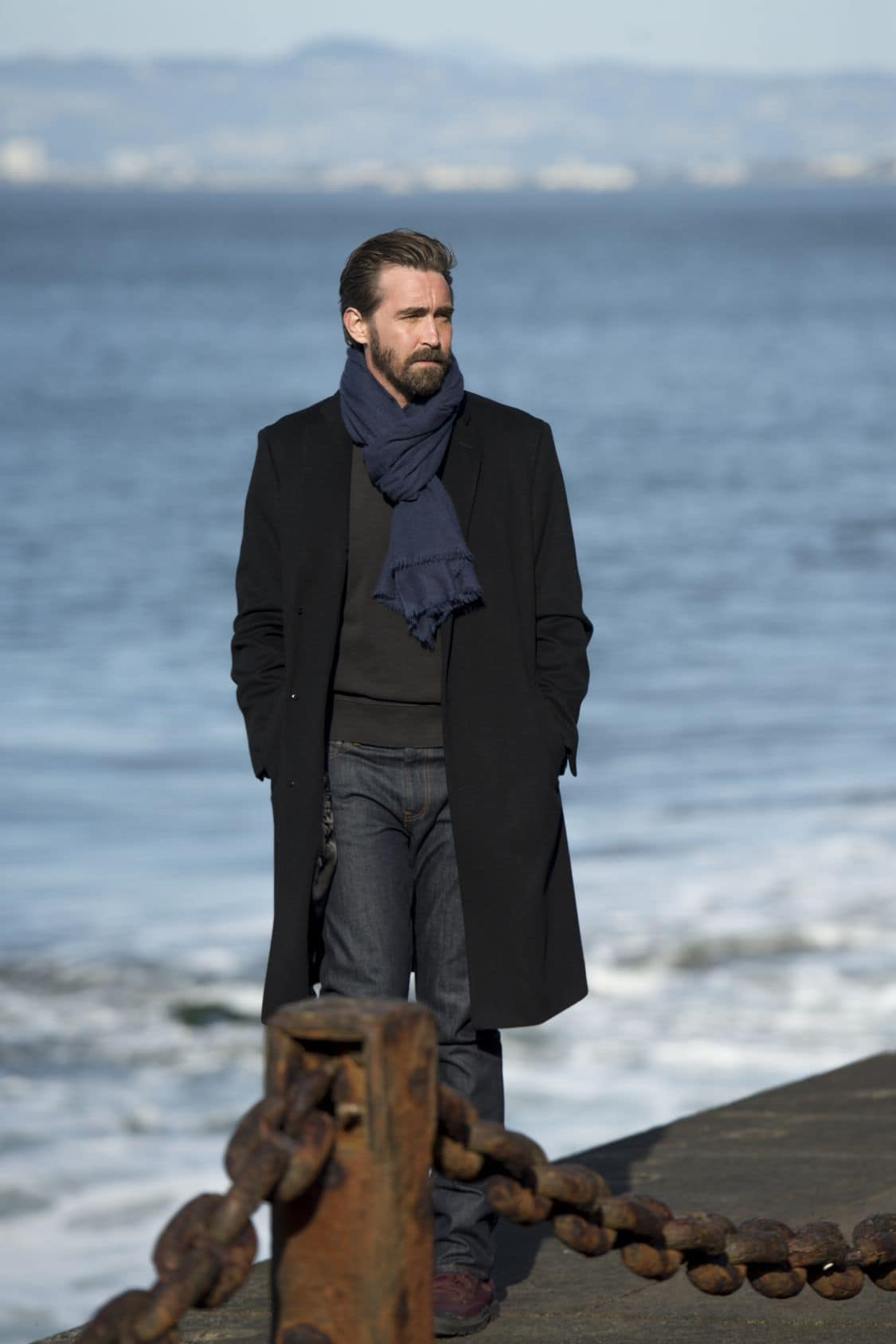 Lee Pace as Joe MacMillan- Halt and Catch Fire _ Season 3, Episode 8 - Photo Credit: Michael Moriatis/AMC