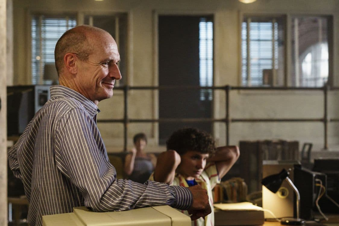 Toby Huss as John Bosworth- Halt and Catch Fire _ Season 3, Episode 8 - Photo Credit: Tina Rowden/AMC