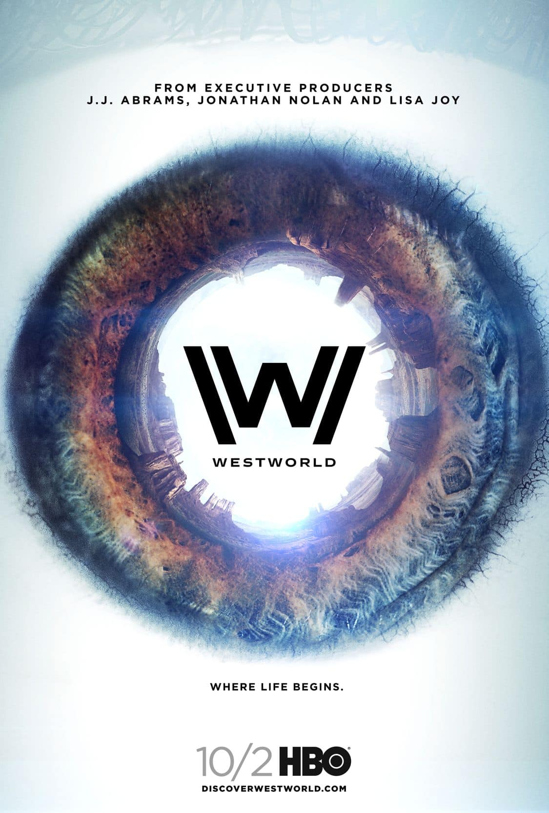 WESTWORLD New York Comic Con Poster