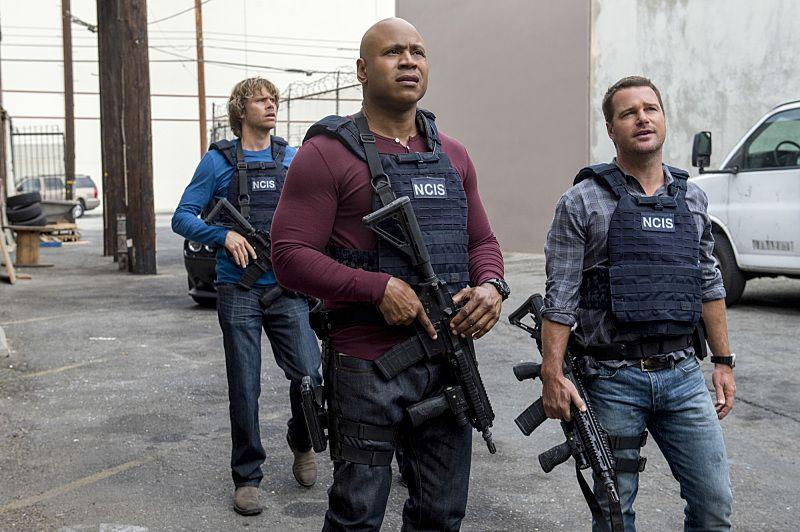 NCIS LOS ANGELES Season 8 Episode 4 Photos Black Market 4