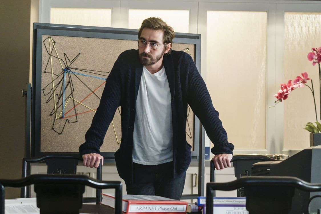 Lee Pace as Joe MacMillan - Halt and Catch Fire _ Season 3, Episode 7  - Photo Credit: Tina Rowden/AMC