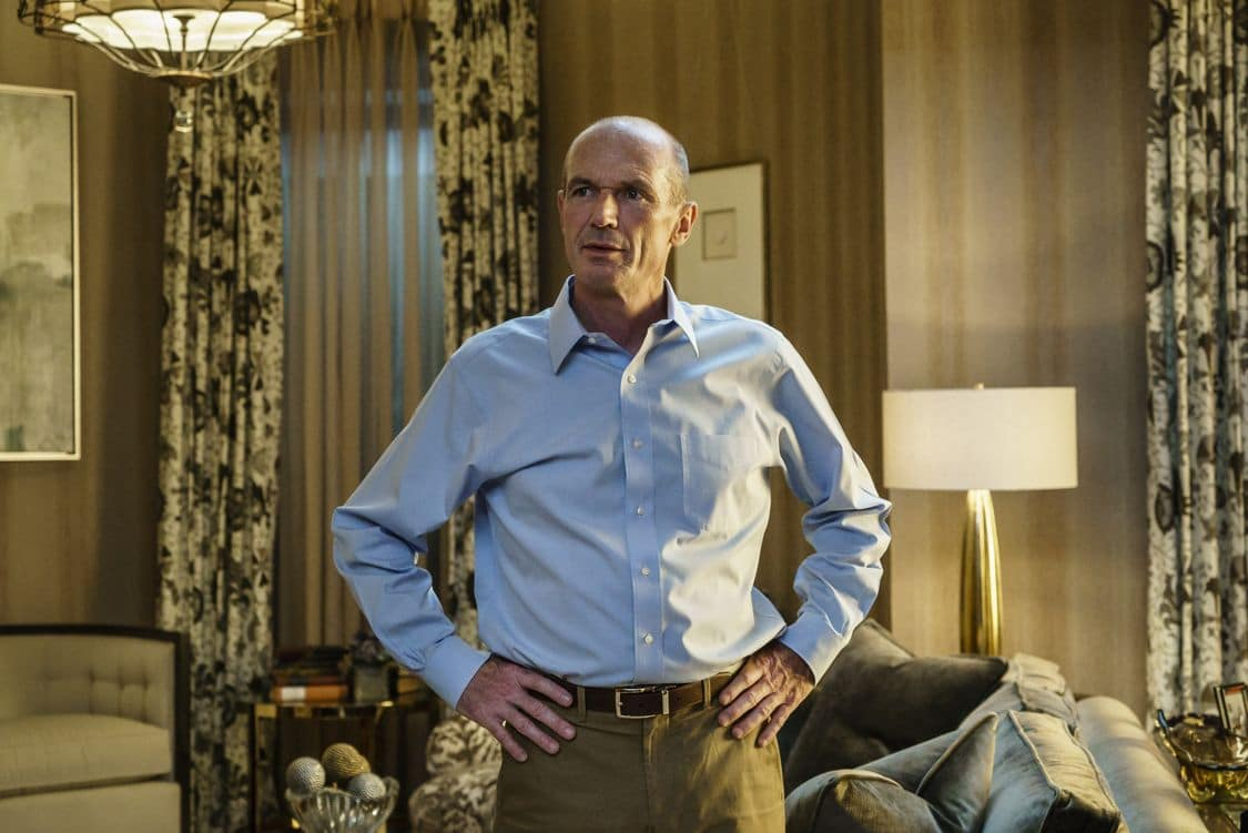 Toby Huss as John Bosworth - Halt and Catch Fire _ Season 3, Episode 7  - Photo Credit: Tina Rowden/AMC