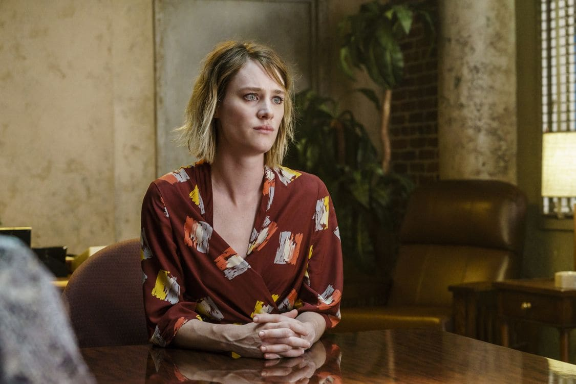 Mackenzie Davis as Cameron Howe - Halt and Catch Fire _ Season 3, Episode 7  - Photo Credit: Tina Rowden/AMC