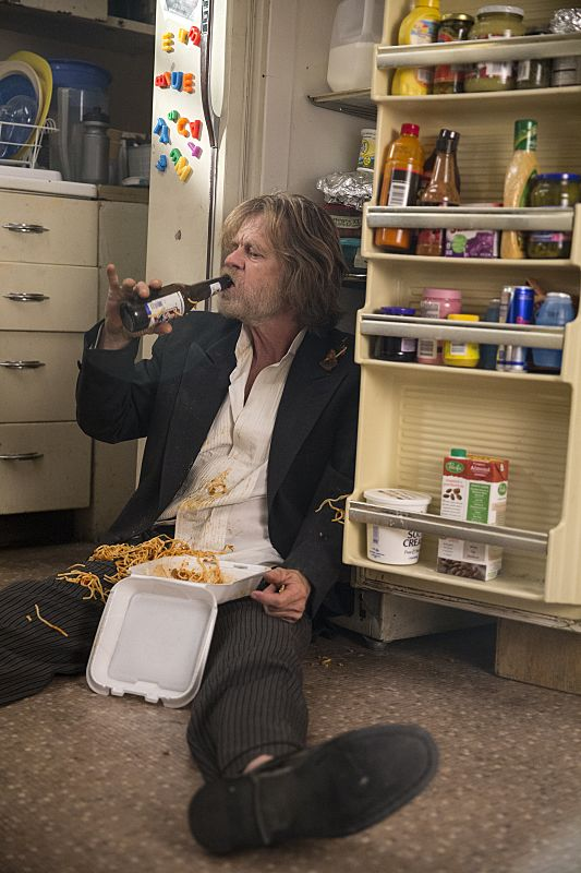 William H. Macy as Frank Gallagher in Shameless (Season 7, episode 1) - Photo: Cliff Lipson/SHOWTIME - Photo ID: shameless_701_0281
