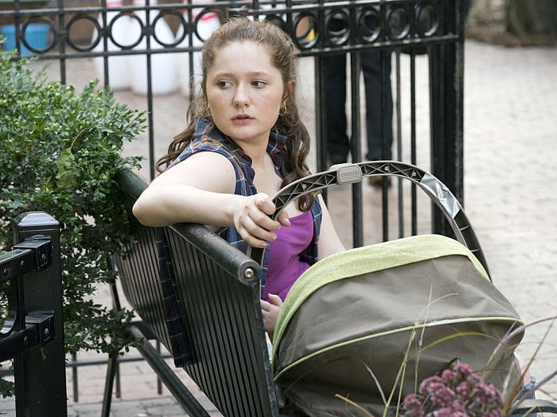 Emma Kenney as Debbie Gallagher in Shameless (Season 7, episode 1) - Photo: Chuck Hodes/SHOWTIME - Photo ID: shameless_701_c1688