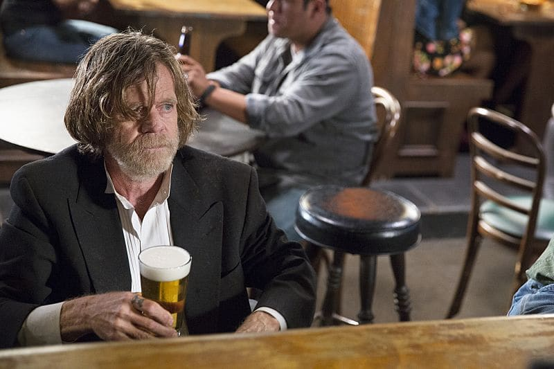 William H. Macy as Frank Gallagher in Shameless (Season 7, episode 1) - Photo: Cliff Lipson/SHOWTIME - Photo ID: shameless_701_3649