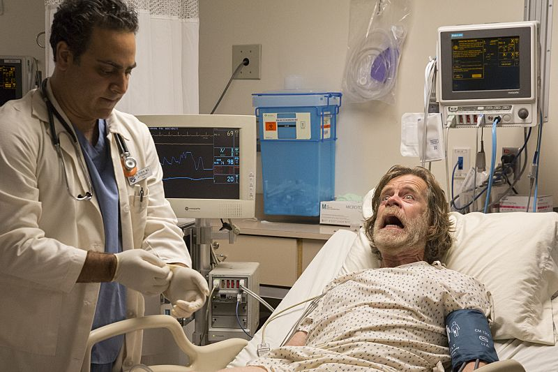 William H. Macy as Frank Gallagher in Shameless (Season 7, episode 1) - Photo: Cliff Lipson/SHOWTIME - Photo ID: shameless_701_2729