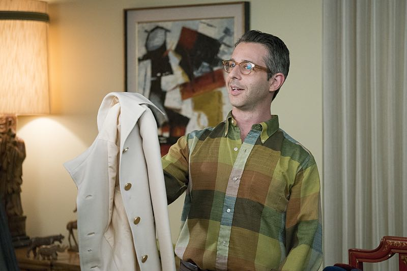 Jeremy Strong as Art in Masters of Sex (season 4, episode 4) - Photo: Warren Feldman/SHOWTIME - Photo ID: MastersofSex_404_0237