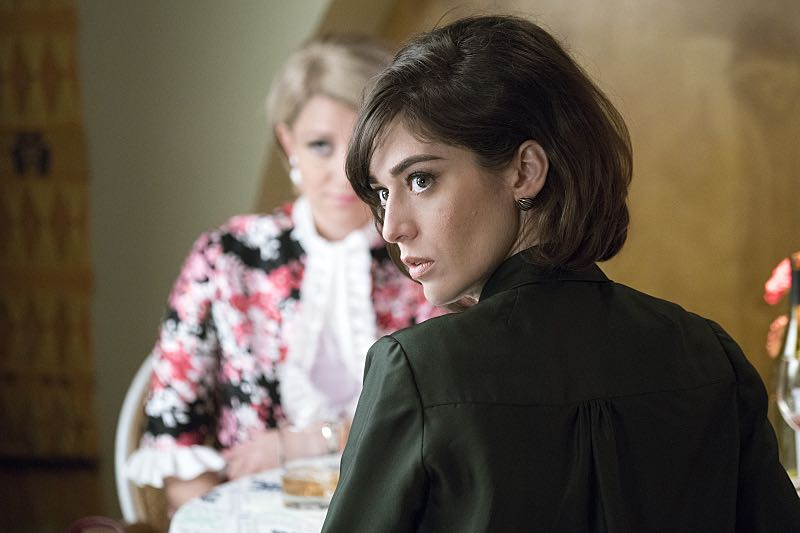 Lizzy Caplan as Virginia Johnson in Masters of Sex (season 4, episode 4) - Photo: Warren Feldman/SHOWTIME - Photo ID: MastersofSex_404_0067
