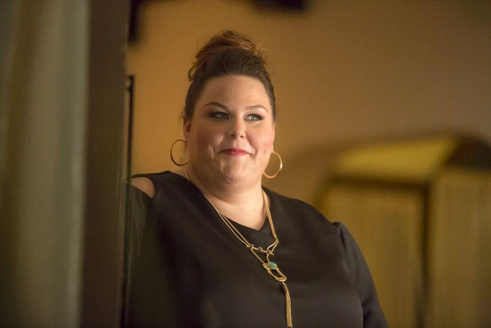 """THIS IS US -- """"The Big Three"""" Episode 102 -- Pictured: Chrissy Metz as Kate -- (Photo by: Ron Batzdorff/NBC)"""