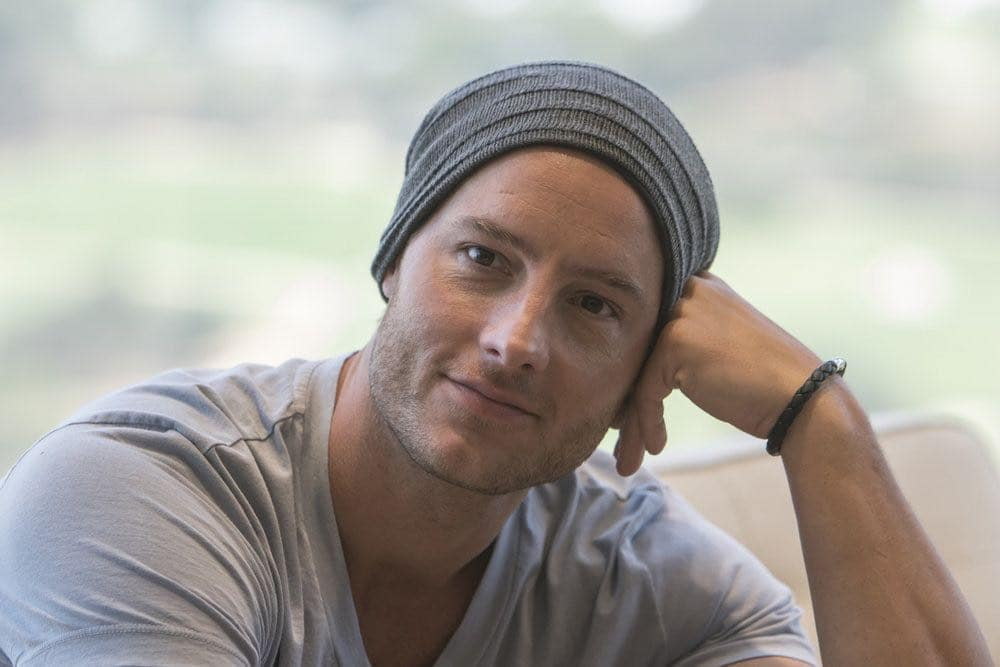 """THIS IS US -- """"The Big Three"""" Episode 102 -- Pictured: Justin Hartley as Kevin -- (Photo by: Ron Batzdorff/NBC)"""