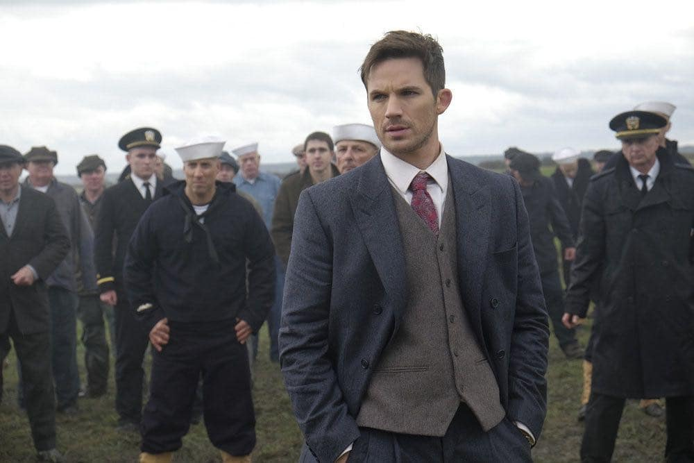 TIMELESS Season 1 Episode 1 Photos Pilot 01