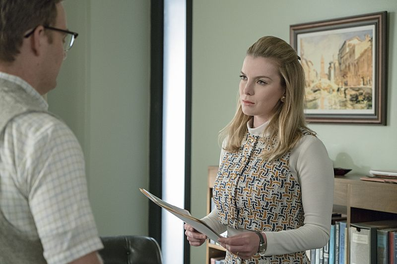 Betty Gilpin as Nancy in Masters of Sex (season 4, episode 3) - Photo: Warren Feldman/SHOWTIME - Photo ID: MastersofSex_403_0307