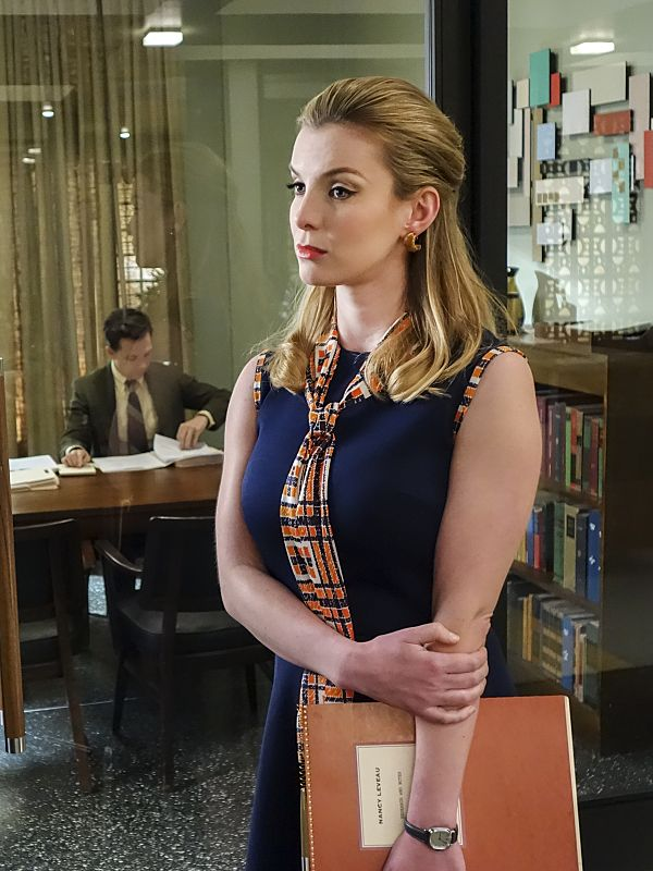 Betty Gilpin as Nancy in Masters of Sex (season 4, episode 3) - Photo: Warren Feldman/SHOWTIME - Photo ID: MastersofSex_403_0137