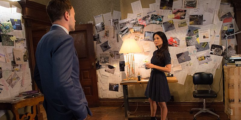 ELEMENTARY Season 5 Episode 1 Photos Folie a Deux 01