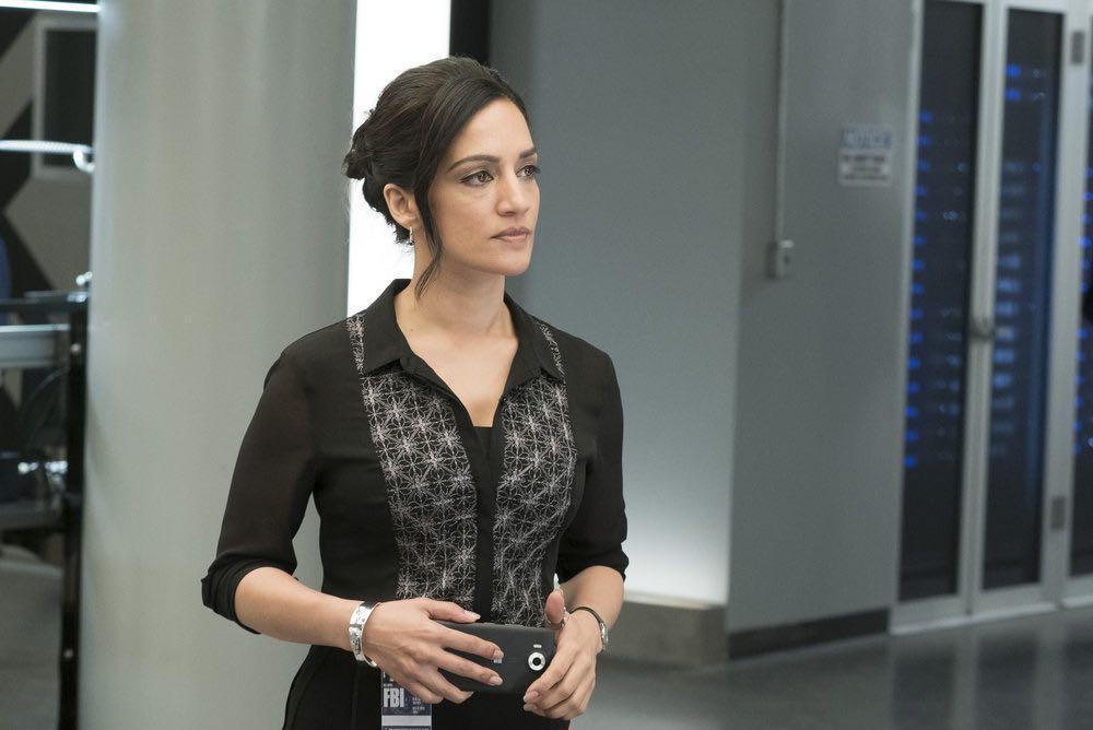 BLINDSPOT -- Episode 203 -- Pictured: Archie Panjabi as Nas Kamal -- (Photo by: Virginia Sherwood/NBC)