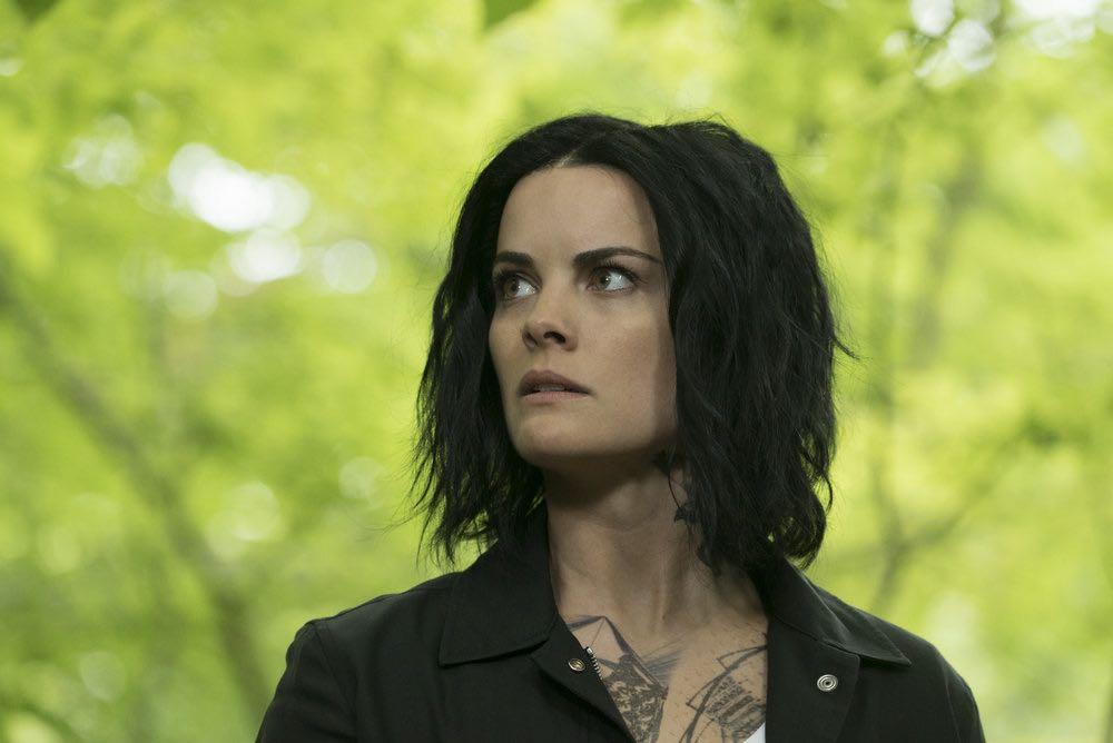 BLINDSPOT -- Episode 203 -- Pictured: Jaimie Alexander as Jane Doe -- (Photo by: Peter Kramer/NBC)