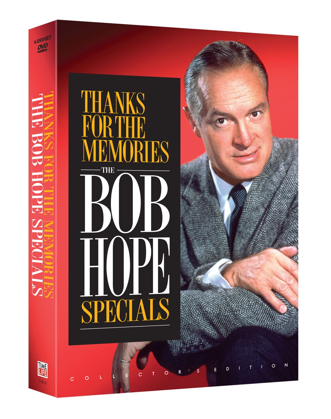 THANKS FOR THE MEMORIES THE BOB HOPE SPECIALS DVD