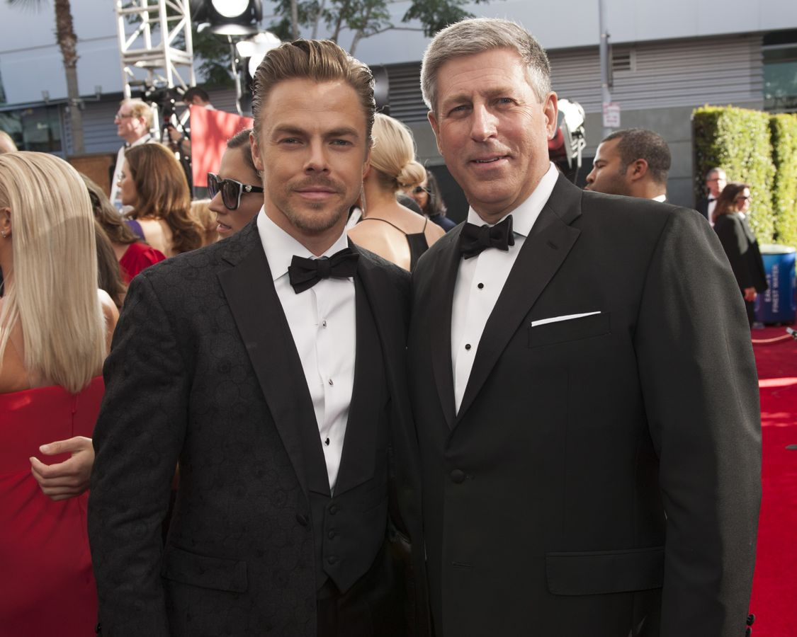 """THE 68TH EMMY(r) AWARDS - """"The 68th Emmy Awards"""" broadcasts live from The Microsoft Theater in Los Angeles, Sunday, September 18 (7:00-11:00 p.m. EDT/4:00-8:00 p.m. PDT), on ABC and is hosted by Jimmy Kimmel. (ABC/Image Group LA) DEREK HOUGH"""