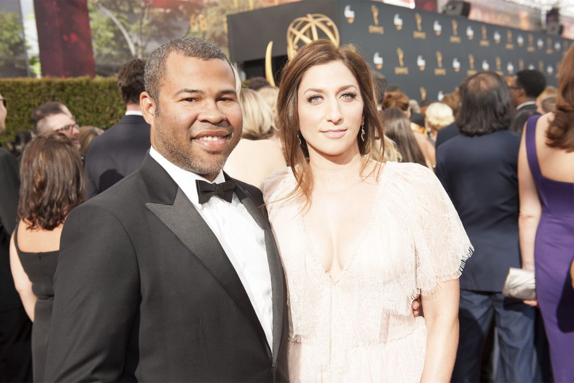 """THE 68TH EMMY(r) AWARDS - """"The 68th Emmy Awards"""" broadcasts live from The Microsoft Theater in Los Angeles, Sunday, September 18 (7:00-11:00 p.m. EDT/4:00-8:00 p.m. PDT), on ABC and is hosted by Jimmy Kimmel. (ABC/Image Group LA) JORDAN PEELE"""