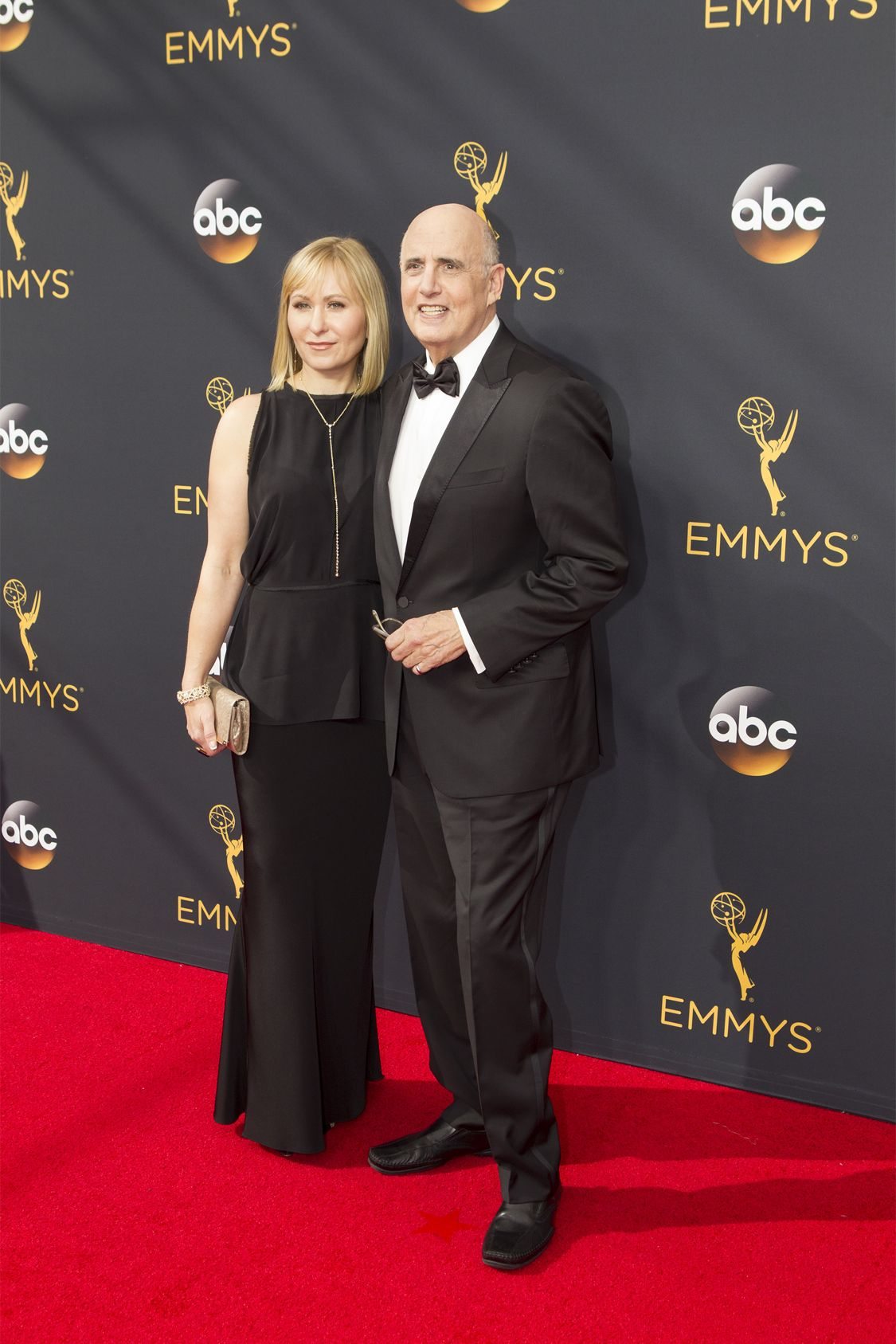"""THE 68TH EMMY(r) AWARDS - """"The 68th Emmy Awards"""" broadcasts live from The Microsoft Theater in Los Angeles, Sunday, September 18 (7:00-11:00 p.m. EDT/4:00-8:00 p.m. PDT), on ABC and is hosted by Jimmy Kimmel. (ABC/Rick Rowell) JEFFREY TAMBOR"""