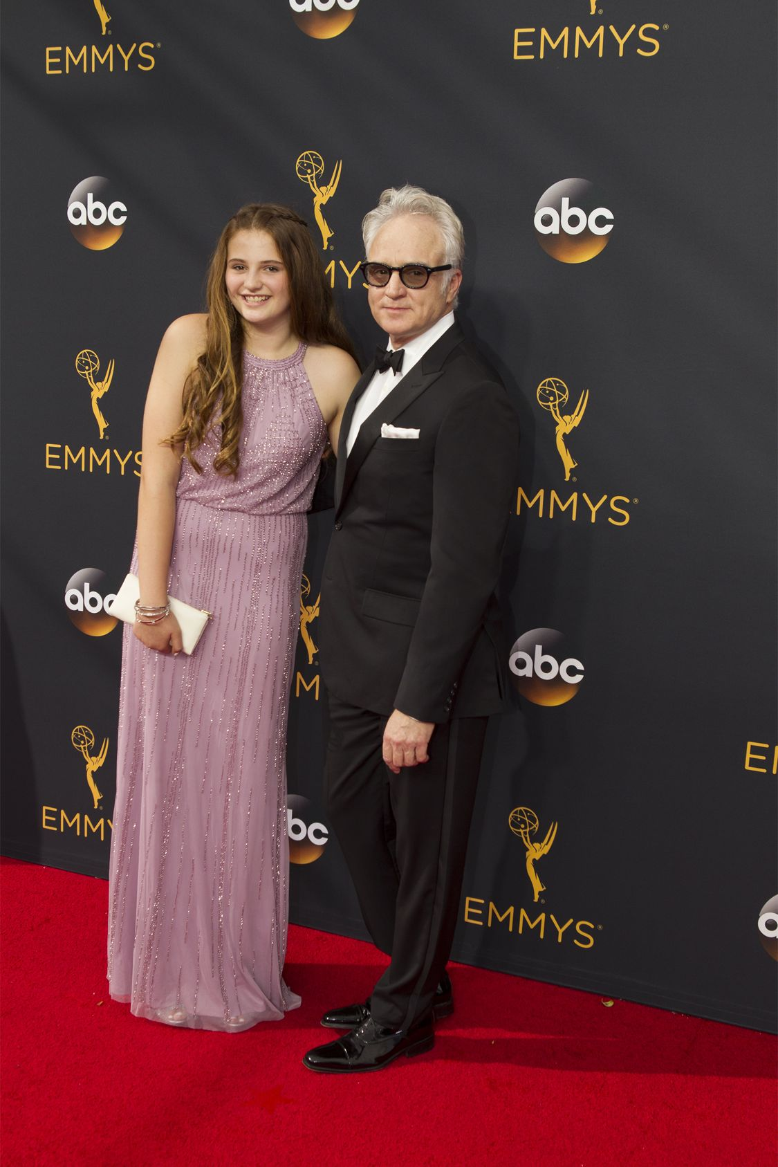"""THE 68TH EMMY(r) AWARDS - """"The 68th Emmy Awards"""" broadcasts live from The Microsoft Theater in Los Angeles, Sunday, September 18 (7:00-11:00 p.m. EDT/4:00-8:00 p.m. PDT), on ABC and is hosted by Jimmy Kimmel. (ABC/Rick Rowell) BRADLEY WHITFORD"""
