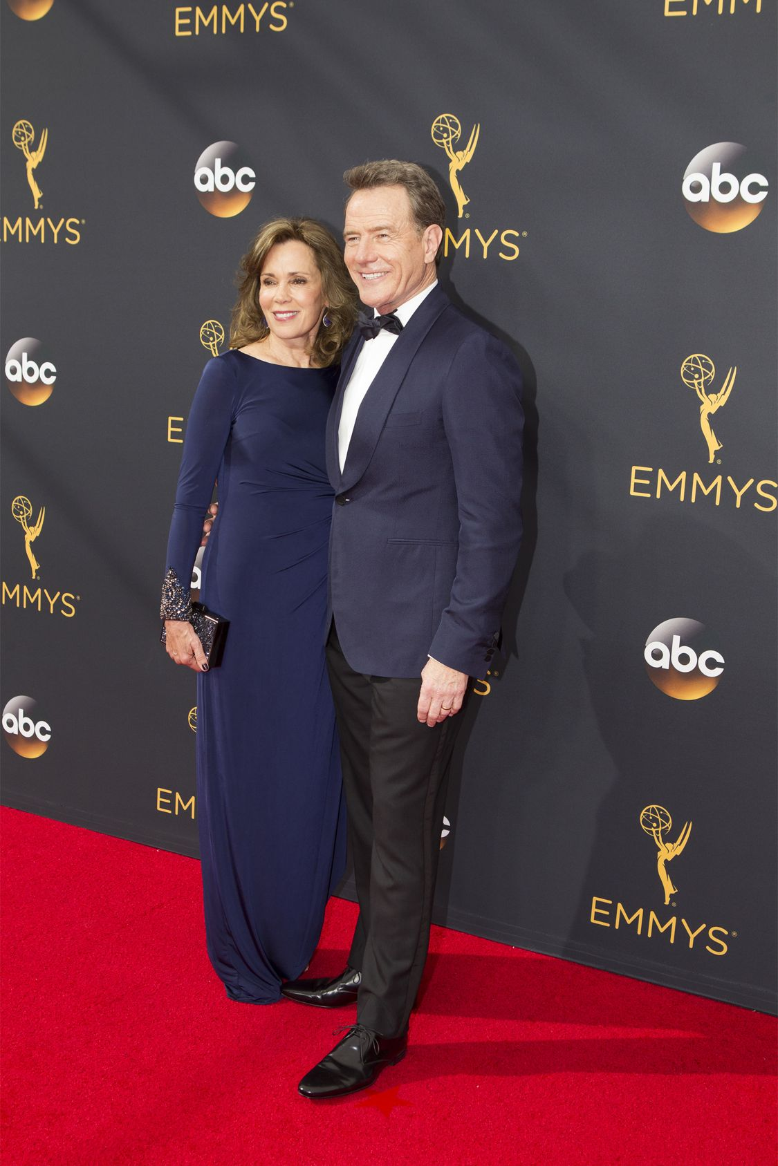 """THE 68TH EMMY(r) AWARDS - """"The 68th Emmy Awards"""" broadcasts live from The Microsoft Theater in Los Angeles, Sunday, September 18 (7:00-11:00 p.m. EDT/4:00-8:00 p.m. PDT), on ABC and is hosted by Jimmy Kimmel. (ABC/Rick Rowell) BRYAN CRANSTON"""