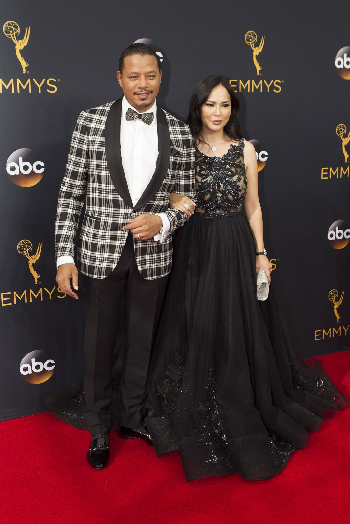 """THE 68TH EMMY(r) AWARDS - """"The 68th Emmy Awards"""" broadcasts live from The Microsoft Theater in Los Angeles, Sunday, September 18 (7:00-11:00 p.m. EDT/4:00-8:00 p.m. PDT), on ABC and is hosted by Jimmy Kimmel. (ABC/Rick Rowell) TERRENCE HOWARD"""