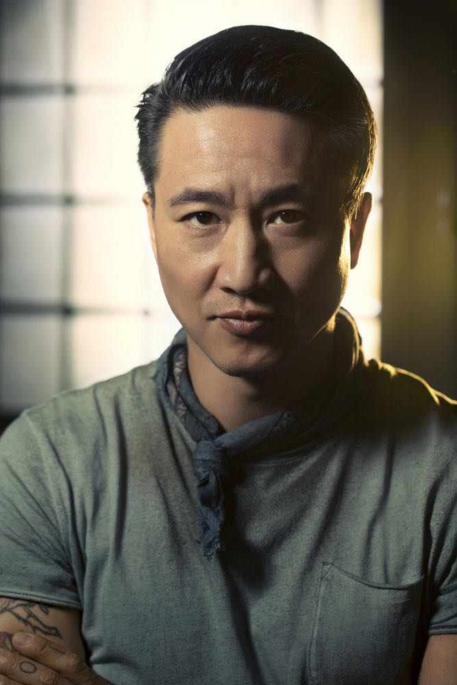 VAN HELSING -- Season:1 -- Pictured: Terry Chen as Brendan -- (Photo by: Brendan Meadows/HELSING S1 PRODUCTIONS/Syfy)